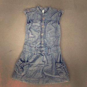 Zara girl jeans dress size 9-10